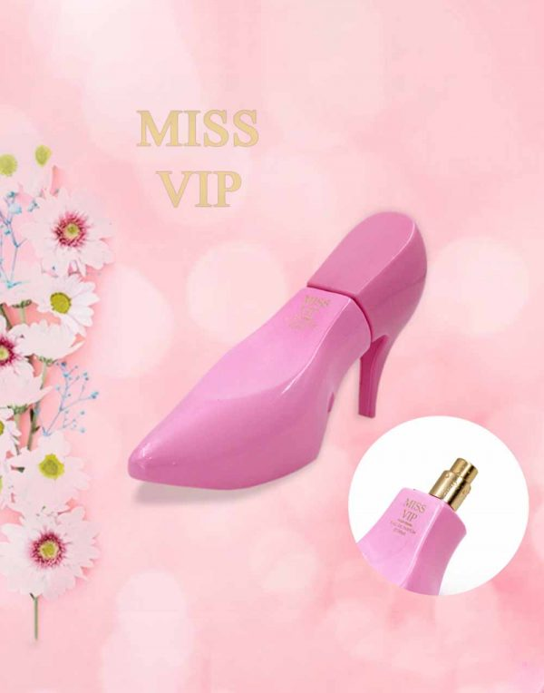 Miss Vip Perfume – Natural Spray Vapourizer